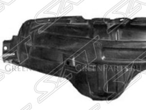 Подкрылок на Toyota Yaris NCP12, NCP16, SCP11, NCP10, NCP13, NCP15, SCP10, S