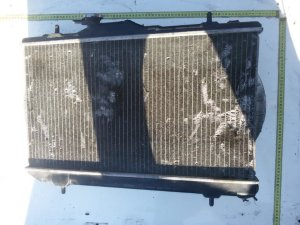 Радиатор на Hyundai Accent