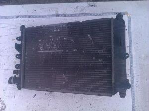 Радиатор на Ford Escort