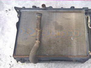 Радиатор на Peugeot 206