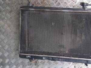 Радиатор на Suzuki Liana