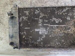 Радиатор на Saab 900