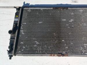 Радиатор на Daewoo Nubira