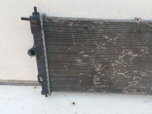 Радиатор на Opel Astra