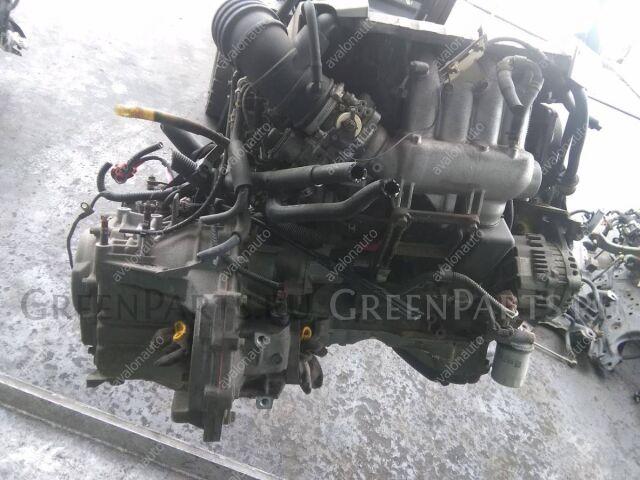 Кпп автоматическая на Mitsubishi Carisma DA2A 4G93 F4A42-1-E8A
