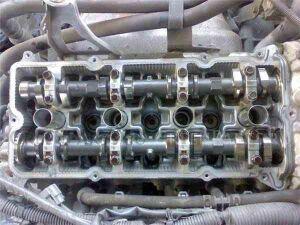 Двигатель в сборе на Nissan Atlas SQ2F24-000641 QR20DE