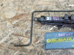 Домкрат на Subaru IMPREZA WRX STI GRF EJ257